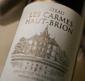 Chateau Les Carmes Haut Brion - Starck