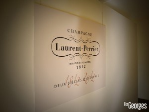 Laurent-Perrier Champagne - Logo- ForGeorges