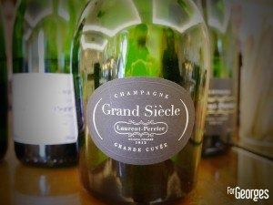 Laurent-Perrier Champagne - Grand Siècle - ForGeorges