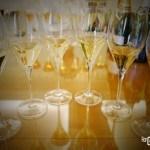 Laurent-Perrier Champagne - Dégustation verres - ForGeorges