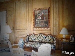 Laurent-Perrier Champagne - Chateau de Louvois Salon - ForGeorges