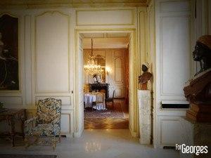 Laurent-Perrier Champagne - Chateau de Louvois Reception - ForGeorges