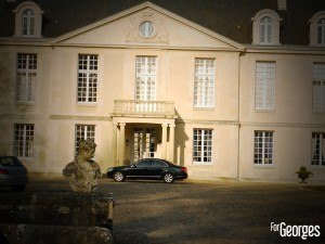 Laurent-Perrier Champagne - Chateau de Louvois - ForGeorges