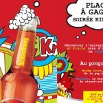 K by Kronenbourg : soirée au Yoyo