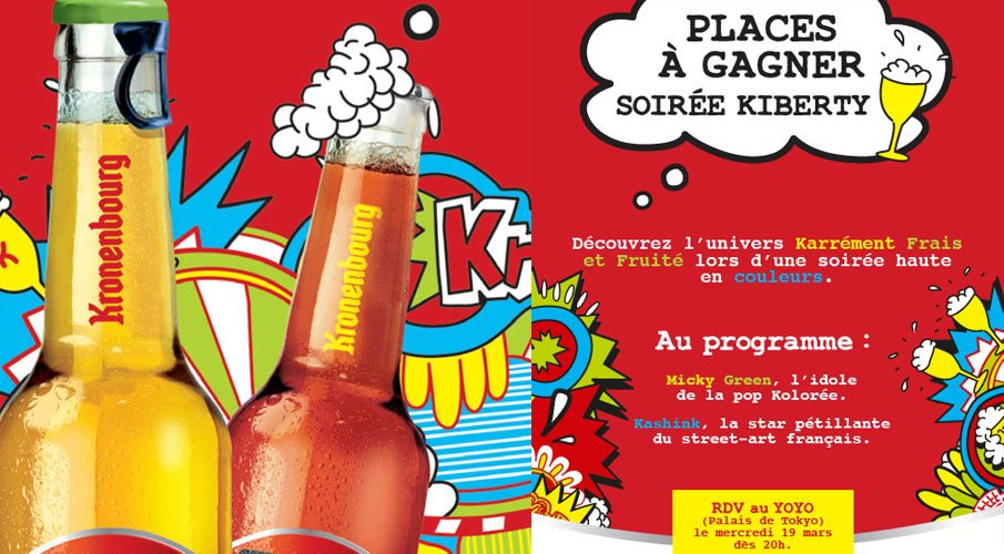 K by Kronenbourg_contest
