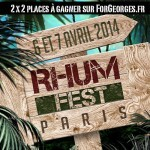 Rhum Fest Paris ! Le rendez-vous incontournable !