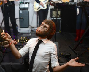 Monkey Crashers TV Launch Party
