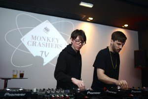 Monkey Crashers TV Launch Party