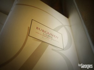 Burgundy Lounge - Lyon