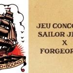 Jeu concours Sailor Jerry x ForGeorges