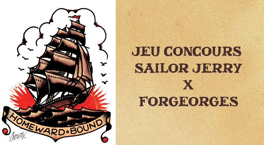 Sailor Jerry ForGeorges