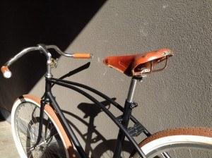 Omer bière vélo gris