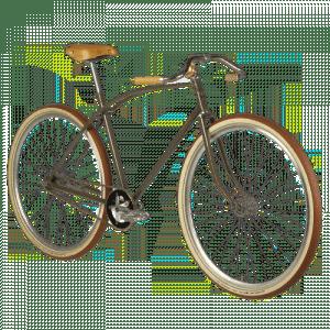 Omer bière vélo sport gris