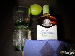 Ballsao box Ballantine's brasil
