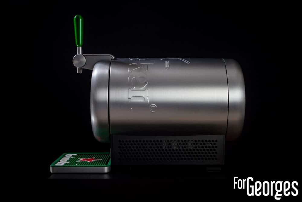 THE SUB Heineken ForGeorges