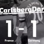 Carlsberg Dares Arsenal Players