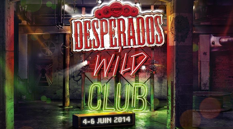 Desperados Wild Club 2014