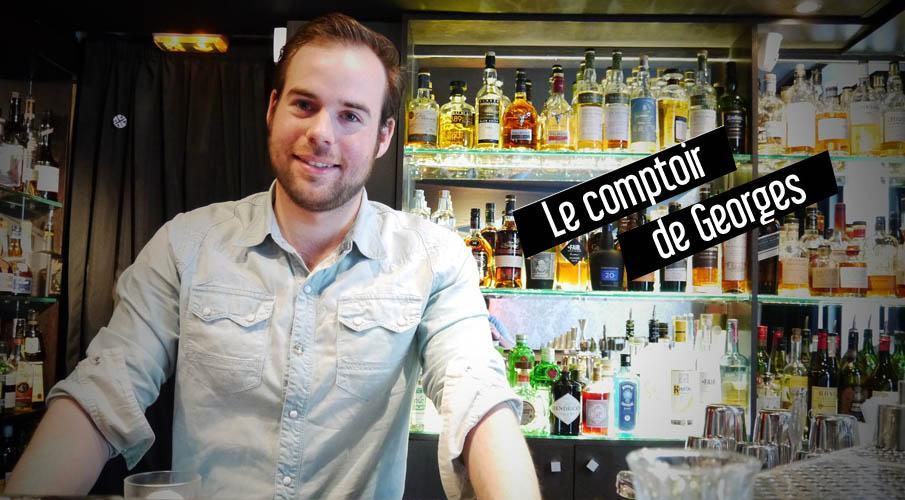 Guillaume Bisiaux Jefrey's Paris cocktail Bar