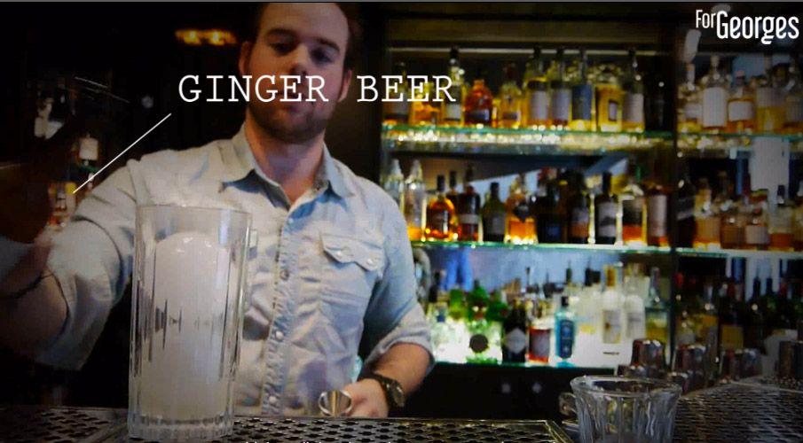 Guillaume Bisiaux jefrey's Paris Cocktail
