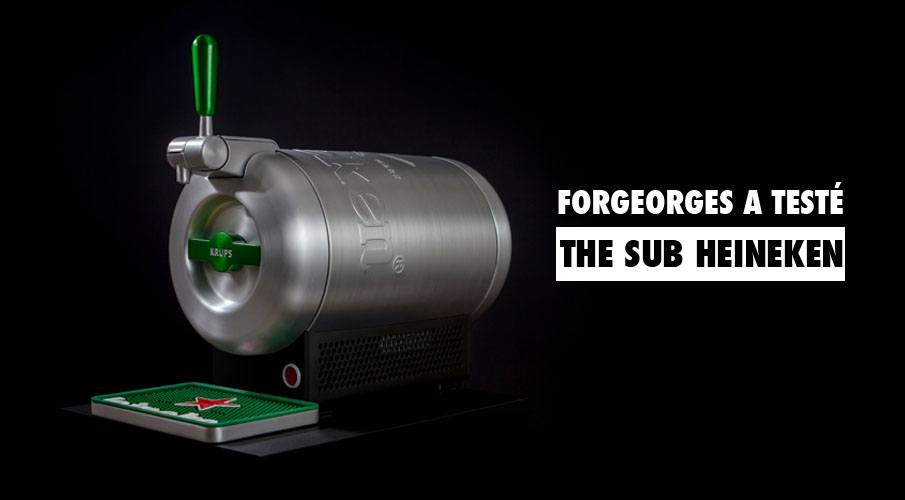 The Sub Heineken Test ForGeorges