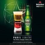 Cocktail Biere Heineken