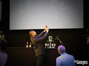 Guillaume Gerbois du bar Le Forvm - Worldclass MHD France 2014