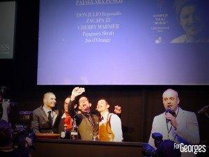 Selfi barmen - MHD Worldclass 2014