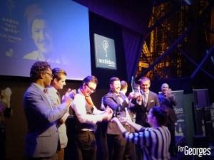 MHD Worldclass 2014 paris Tour Eiffel - Mido Café moderne