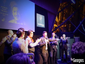 MHD Worldclass 2014 paris Tour Eiffel - Midi Café moderne