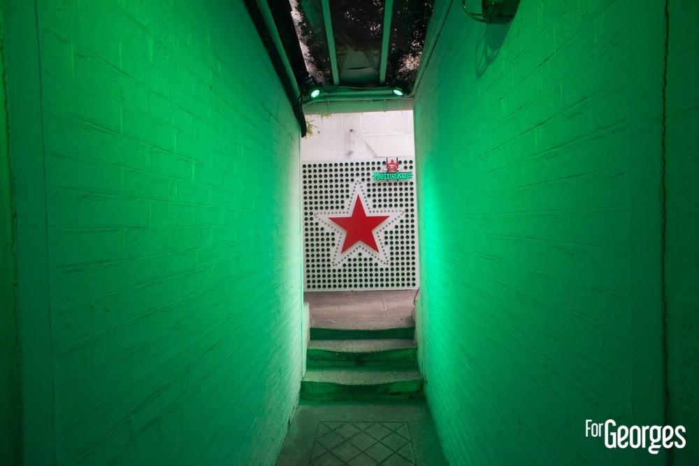 forgeorges subroom Heineken entrée