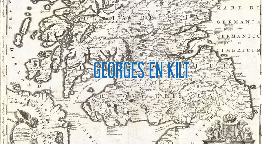 Georges en Kilt