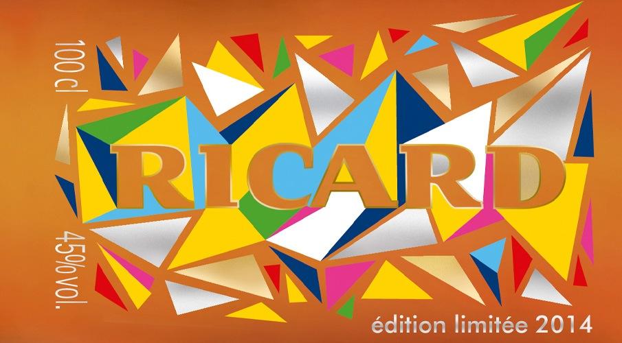 Ricard Edition limitée Ete 2014