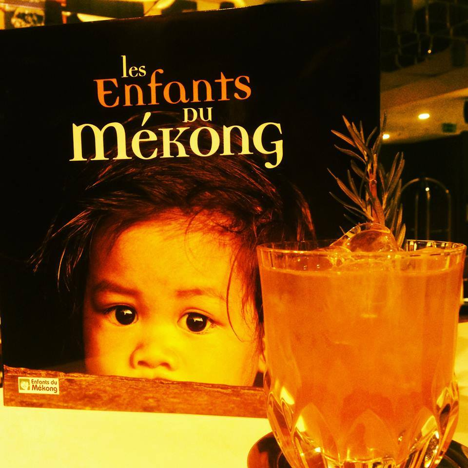 Cocktail enfant du Mékong