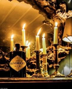 Gin Hendrick's Gentleman's Hours