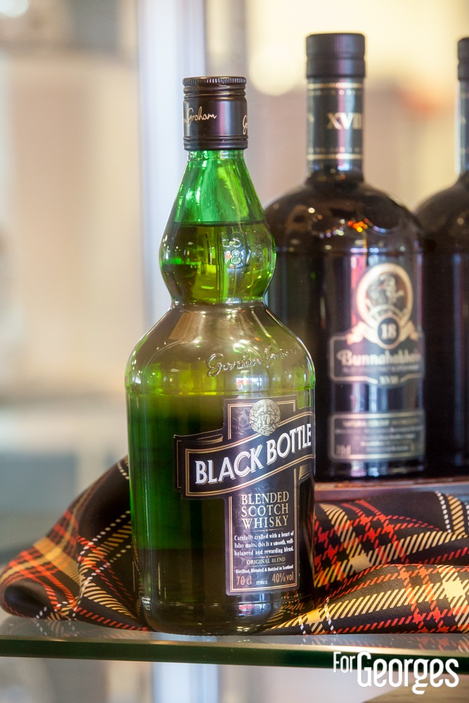 ForGeorges_Day 02 Islay Island Black Bottle