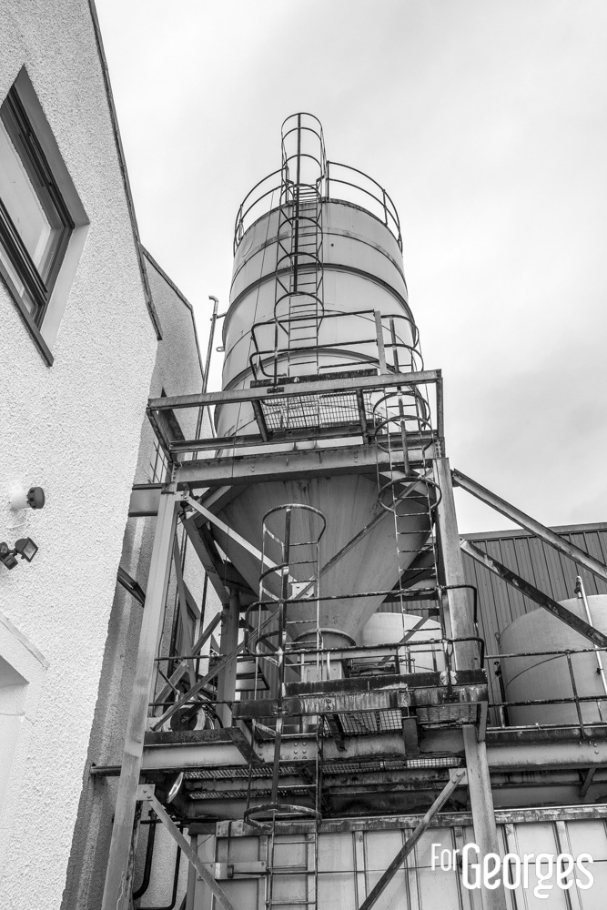 Jura Whisky distillerie