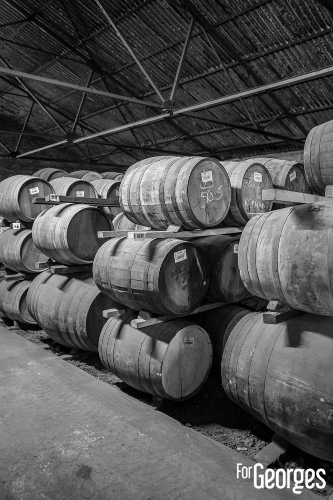 Bruichladdich distillerie Islay