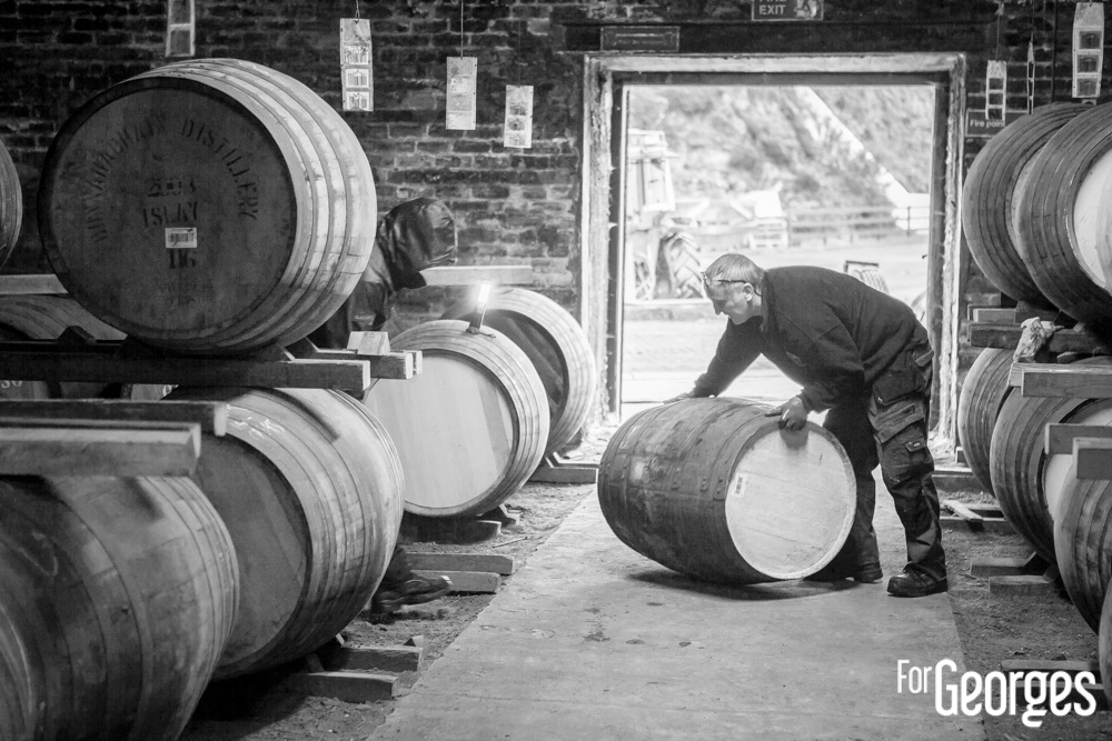 Bunnahabhain distillerie Islay