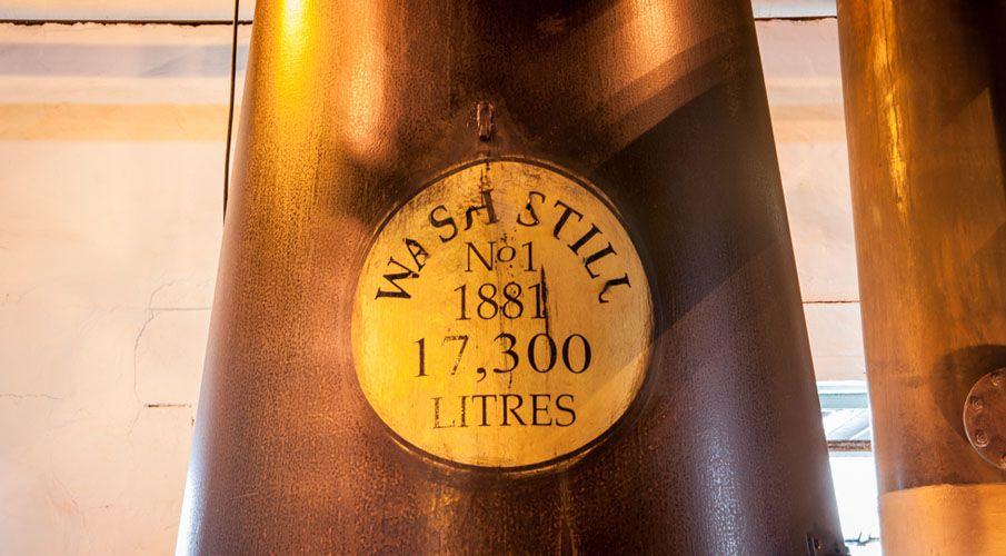 Bruichladdich whisky distillerie
