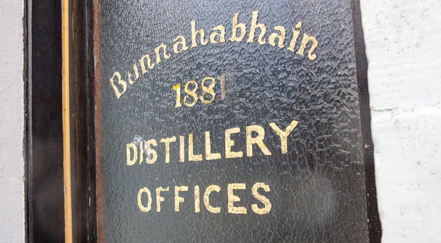 Bunnahabhain l'inaccessible chemin : Carnet de route écossais #7
