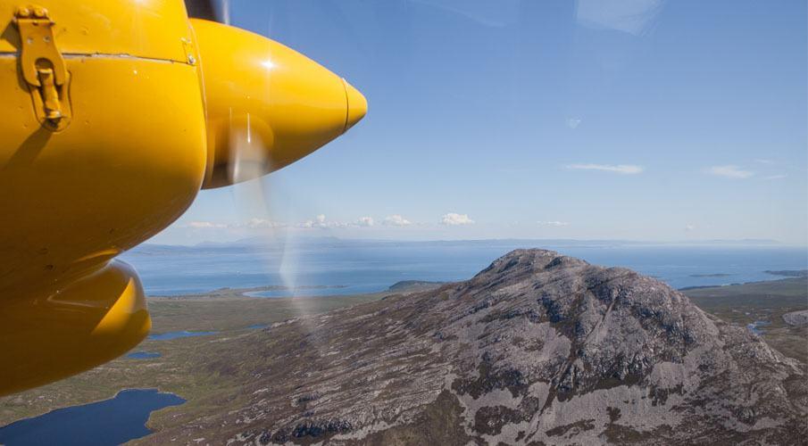 Georges en Kilt Islay island Oban Jura