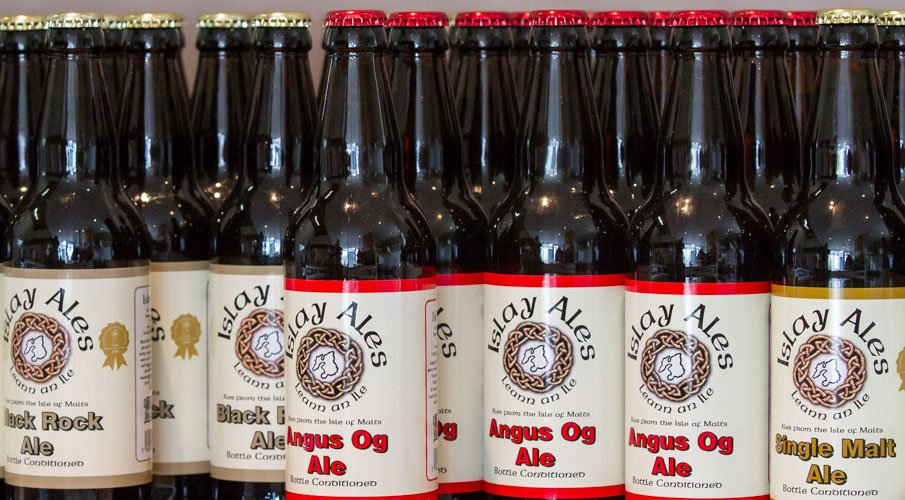 Islay Ales beer