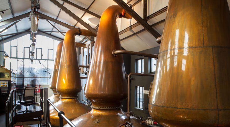 Jura le whisky du bout du monde. Carnet de route écossais #5