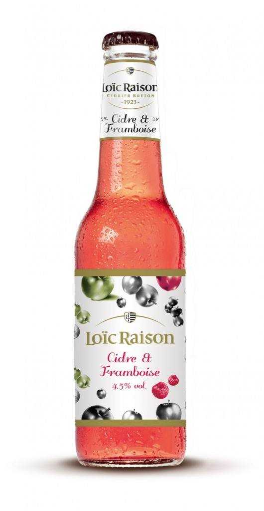 cidre loic raison kitsune framboise