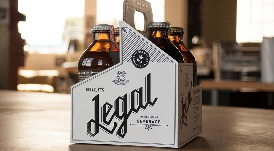 Lega lLine Beverage Cannabis