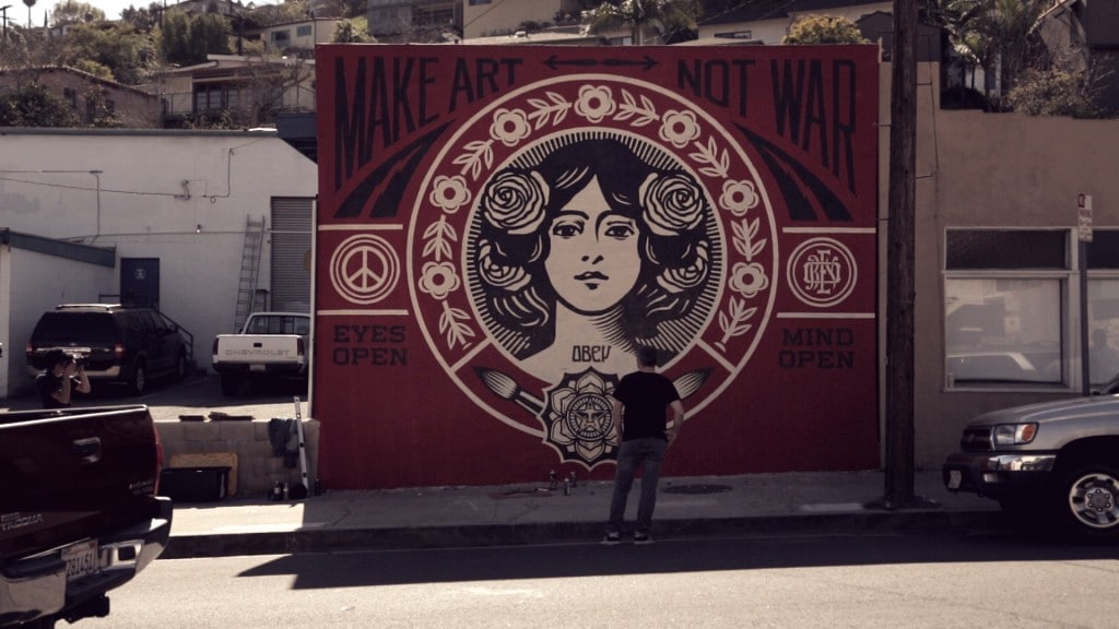Hennessy x Shepard Fairey Obey