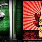 Heineken rend hommage aux grands courants artistiques