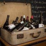 Au goût de la vie : au coeur des Côtes du Rhône
