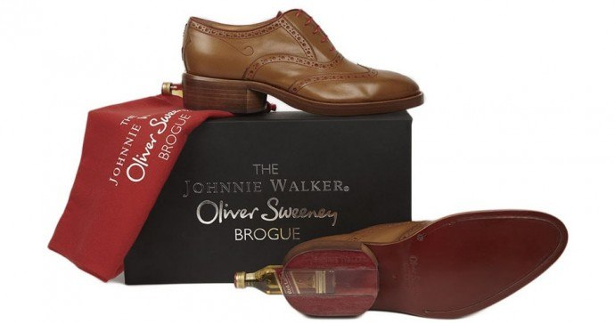 Johnny Walker shoes