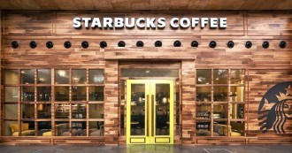 Starbucks Café Vin